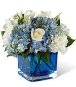Peace and Light Hanukkah Bouquet